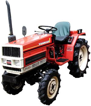 Kolmen pisteen traktori koukku ylös